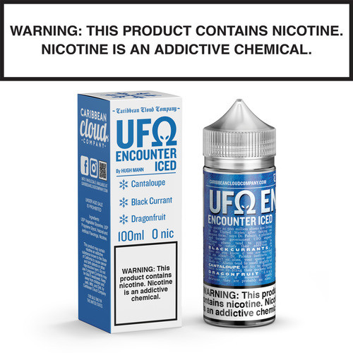 UFOhm Encounter Ice 100ml