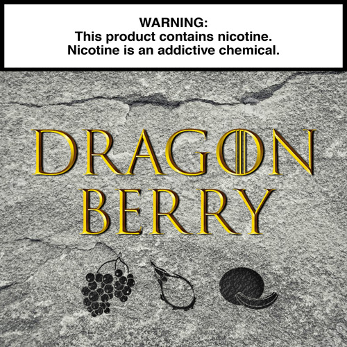 Dragonberry Signature Flavor