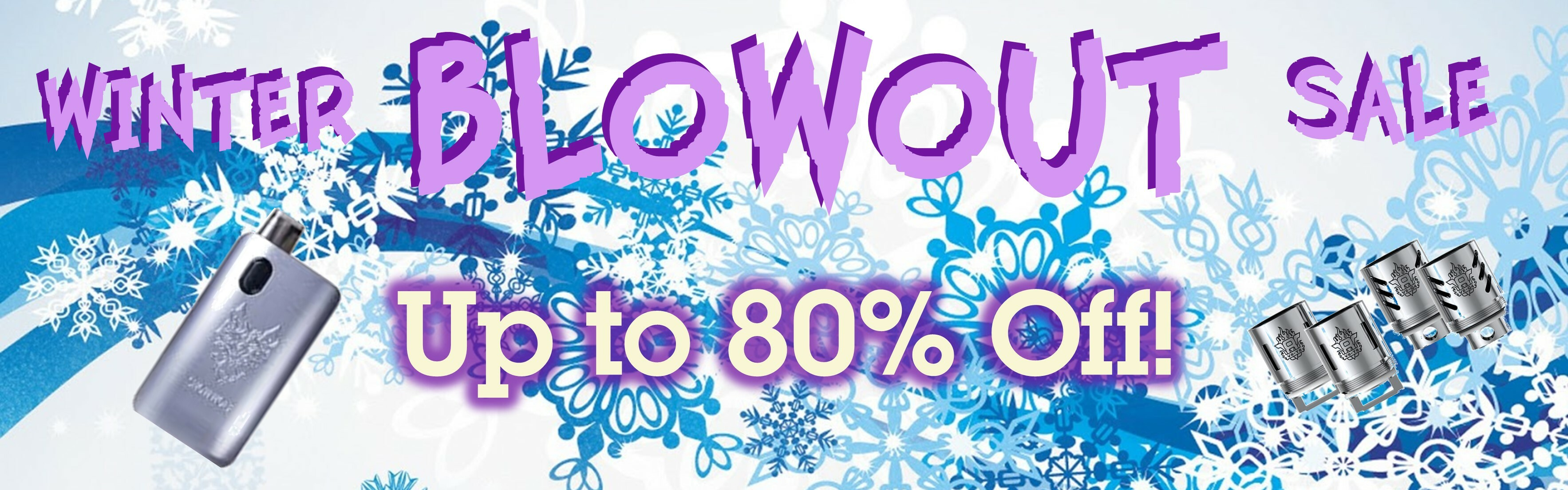 Winter Blowout Sale 2021