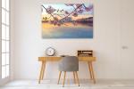 Tidal Basin Art Print on the wall