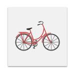 Bicycle Icon Art Print