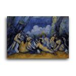 Paul Cezanne   The Large Bathers 1