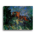 Paul Cezanne | Chateau Noir