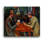 Paul Cezanne | The Card Players 2