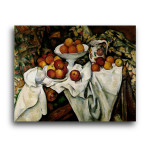 Paul Cezanne | Still Life with Apples and Oranges