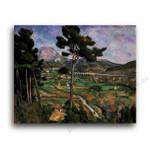Landscape with Viaduct Mont Sainte Victoire