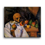 Paul Cezanne | Still Life with Skull