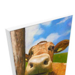 In the Pasture | Farm and Country Art Scenes Hand Painted