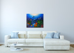 Ocean Abyss on the wall
