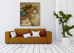 Greek Enchantress on the wall