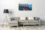 Great Ocean Road Art Print Coastine on the wall