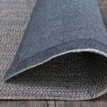 Silver Grey Nordic Pile Plush Rugs