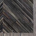 Dark Linear  Nordic Modern Rugs