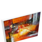 Consternation | Abstract Oil Painting for Abstract Artwork Collectors