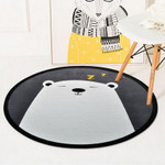 Bear Cartoon Style Rug