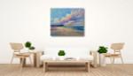 Li Zhou | Private Beach VII on the wall