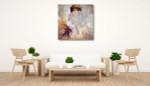 Li Zhou | Flamenco II on the wall