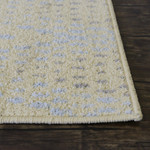 Neutral Geometric Patterned Rugs