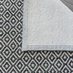 Black White Geometric Patterned Rugs