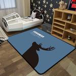 Deer Cartoon Kids Room Rug 2