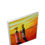 A Glimpse of Hope | African Art Online Canvas Art for Your Wall