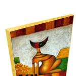 Feline | Canvas Oil Paintings Animal Art Online for Children