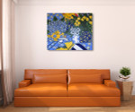 Brooke Howie | Floral 1 on the wall