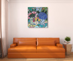 Brooke Howie | Floral 2 on the wall