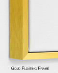 Highway | Gold Wall Artwork & Abstract Oil Paintings For Sale