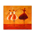 Three Ballerinas Two