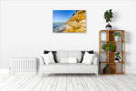 Tasmania Canvas Print Maria Island in Clear Day on the wall