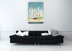 A Day to Sail II Wall Art Print, Lisa Ridgers on the wall
