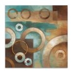 Circular Motion I Wall Art Print