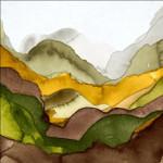 Color Field I Wall Art Print