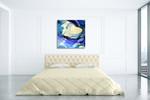 Neon Dreaming I Wall Art Print on the wall