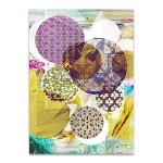 Patterned Circles IV Wall Art Print