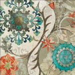Royal Tapestry II Wall Art Print