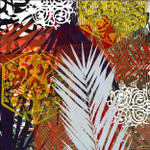 Saharan Mix II Wall Art Print