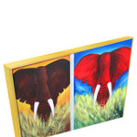 Ivory | Artwork & Canvas Paintings for Sale for Animal Lovers
