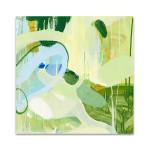 Spring Rain II Wall Art Print