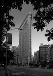 Flatiron Building New York City Wall Art Print