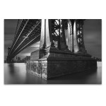 New York City Manhattan Bridge Wall Art Print