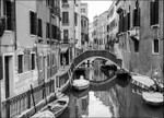 Italy Venice Canal Wall Art Print