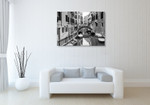 Italy Venice Canal Wall Art Print on the wall