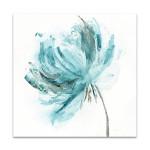 Blue Dance II Wall Art Print
