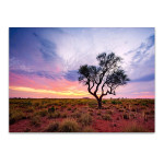 Australia Pilbara Region Wall Art Print