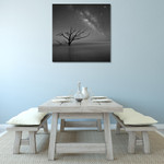 Botany Bay Australia Wall Art Print on the wall
