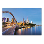 Melbourne Path Wall Art Print