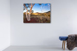 Pilbara Western Australia Wall Art Print on the wall