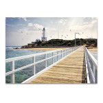 Point Lonsdale Lighthouse Australia Wall Print